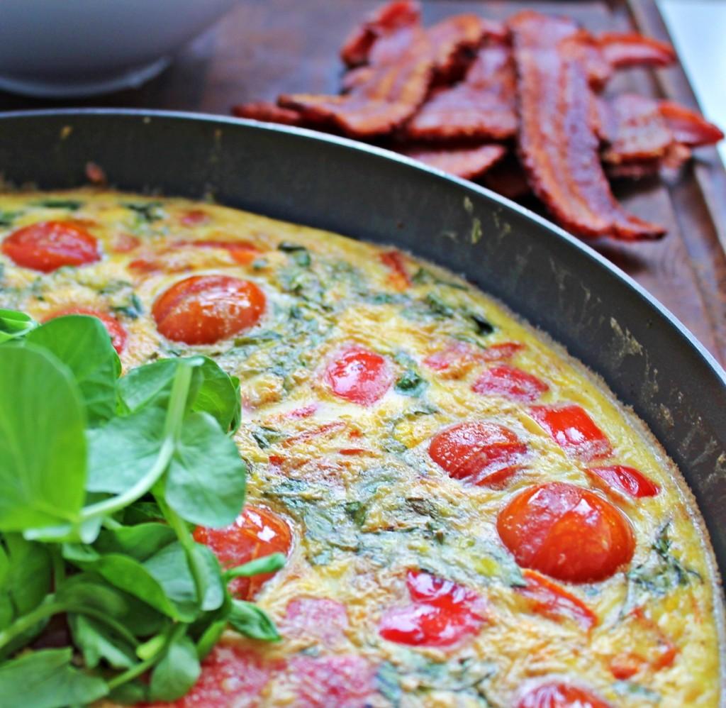Æggekage, færdig1, april 2013