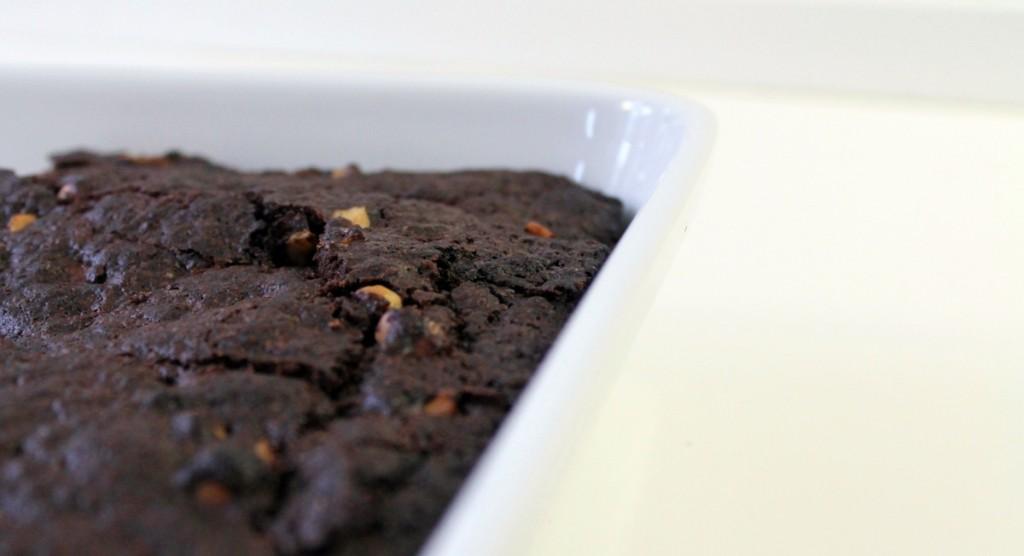 svensk chokoladekage i fad, november 2012