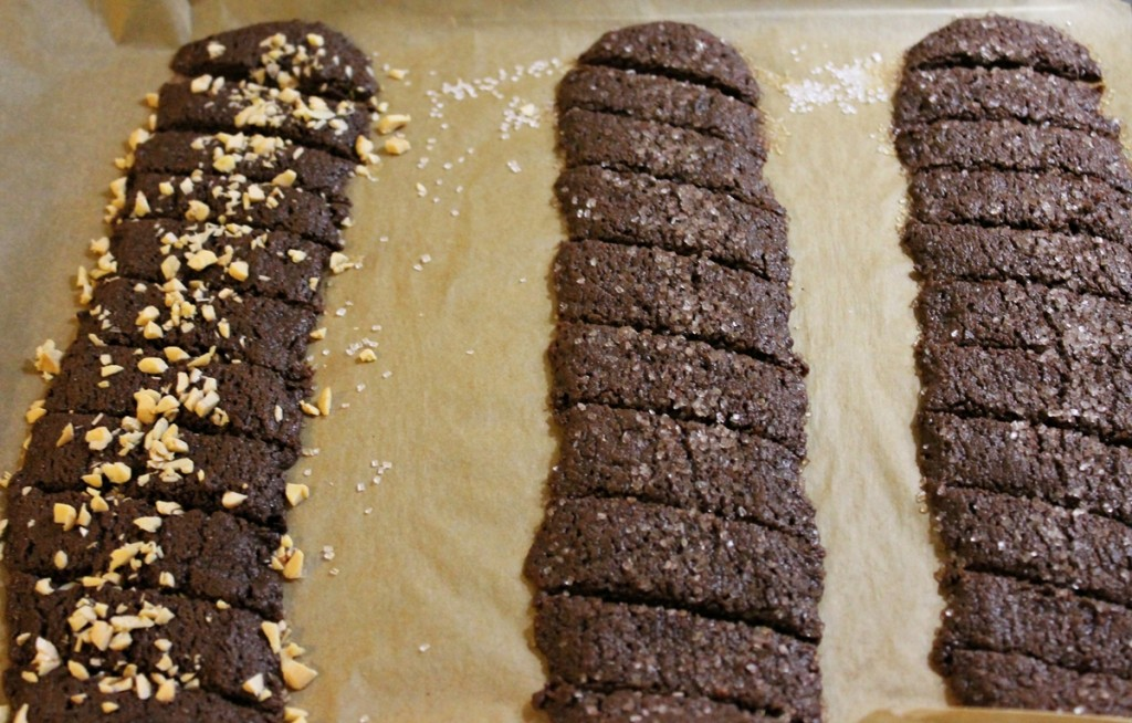 chokoladestænger - skårne, december 2012