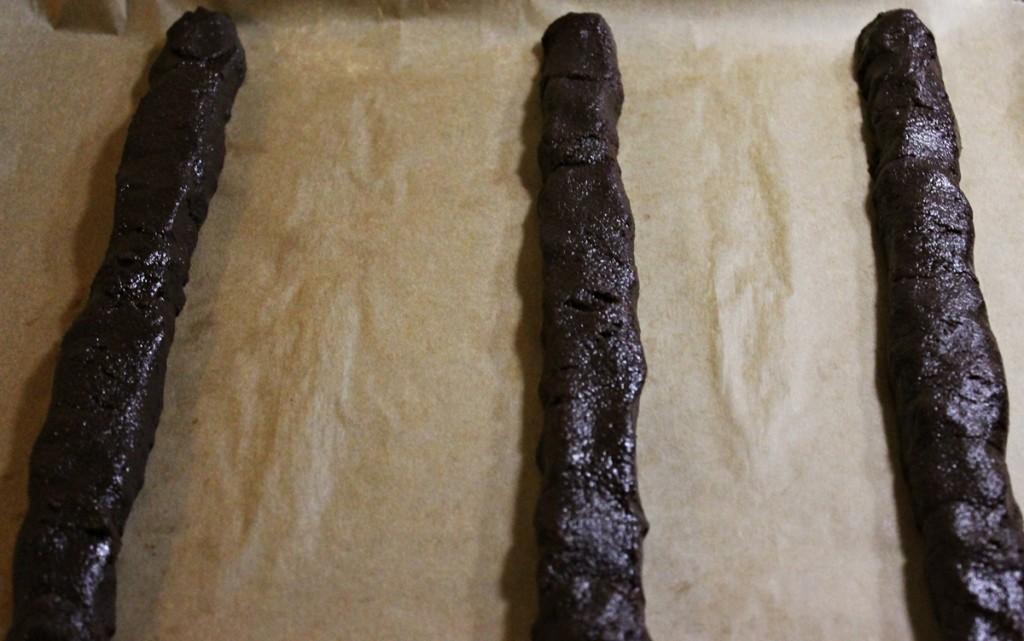 chokoladestænger - trillet, december 2012