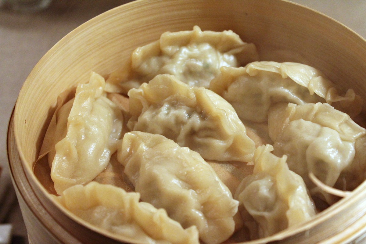 Jiaozi (Chinese Dumplings) Recipes — Dishmaps