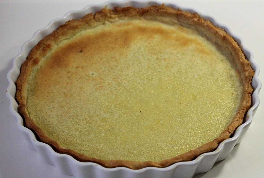 nøddetærte, bund med mazarin, feb 2013