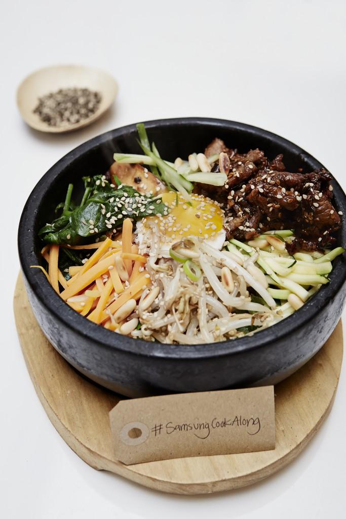 Vind et koreansk madlavningskit