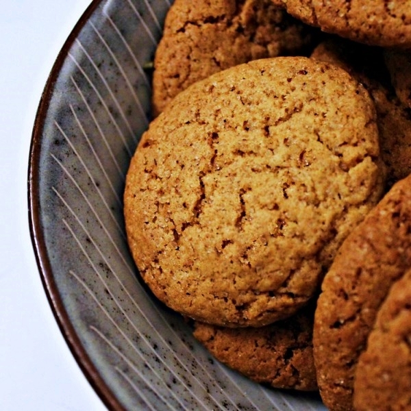 Ginger nuts - Sofies Spisekammer