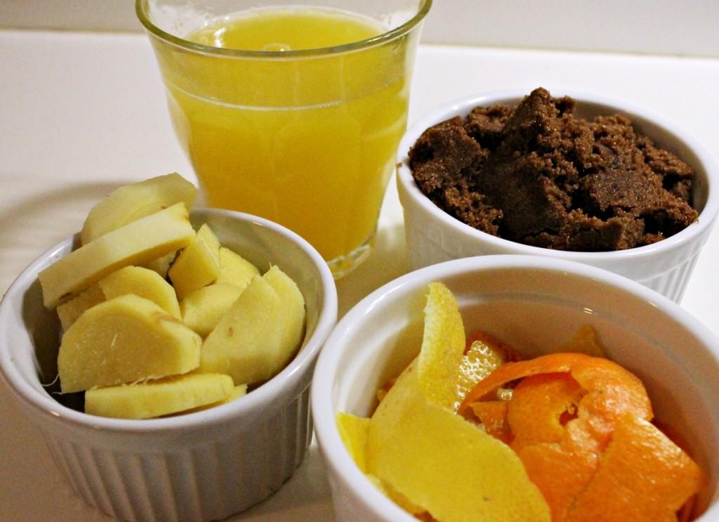 Gløgg, ingredienser, november 2012