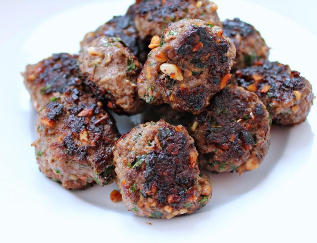 Græske kødboller, færdige1, juli 2013