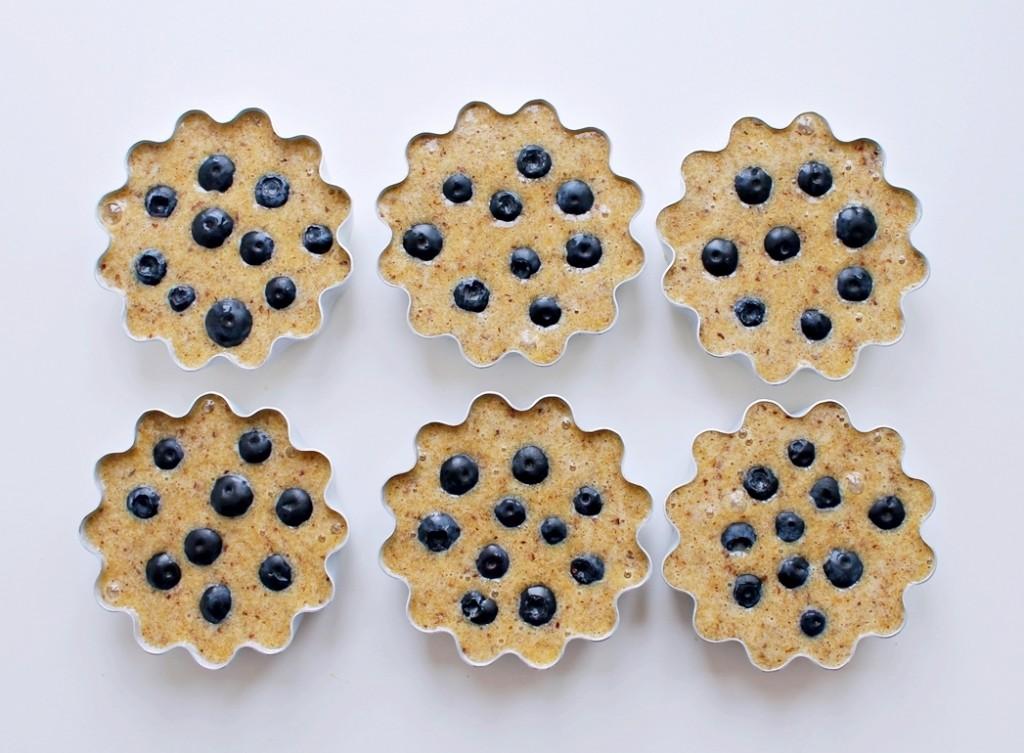 blåbærtærte, klar til bagning, juli 2013