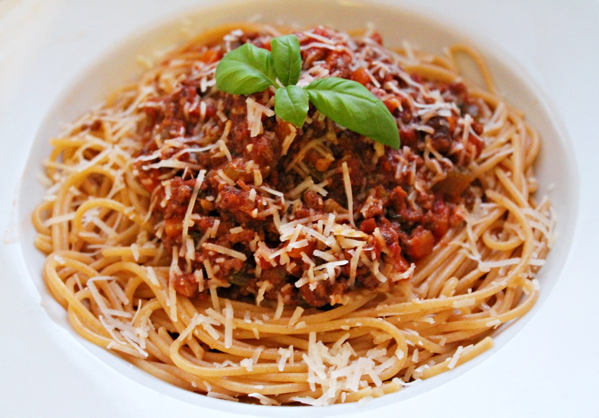 Spaghetti Bolognese Recipes — Dishmaps