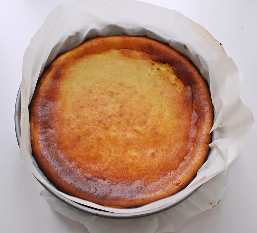 Citroncheesecake med lemon curd